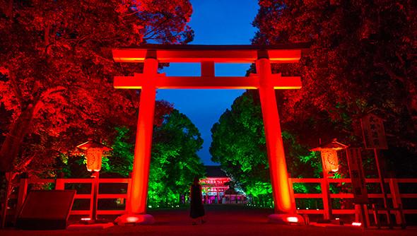 "Résultat de recherche d'images pour ""Shimogamo Shrine Tadasu no Mori"""
